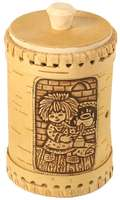 Hob birch bark tues container